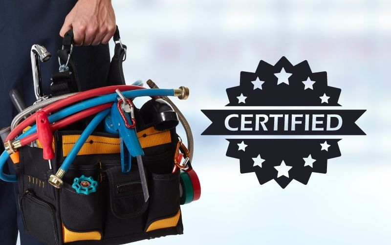 certified plumbers in zayed city